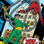 Comics Le Dr Octopus et Spider-Man