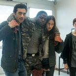 Photo Morgan Spector, Okezie Morro, Danica Curcic, Russell Posner