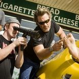 Photo Kurt Russell, Quentin Tarantino