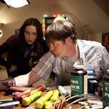 Photo Ellen Page, Rainn Wilson