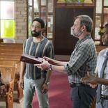 Photo Justin Theroux, Christopher Eccleston, Kevin Carroll, Jovan Adepo