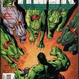 Comics Hulk et les chiens gamma (cover)