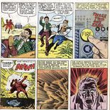 Comics Les origines de Hulk
