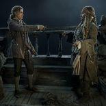Photo Johnny Depp, Brenton Thwaites