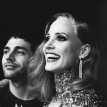 Photo Xavier Dolan, Jessica Chastain
