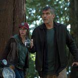 Photo George Clooney, Britt Robertson