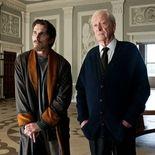 Photo Christian Bale, Michael Caine