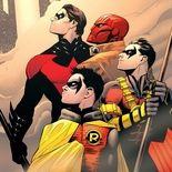 Comics Les Robin