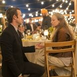 Photo Justin Theroux, Carrie Coon