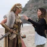 Photo Connie Nielsen, Patty Jenkins