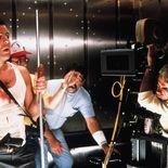 Photo Bruce Willis, John McTiernan