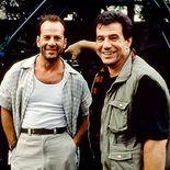 Photo John McTiernan, Bruce Willis