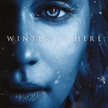 Affiche Daenerys Targaryen, Emilia Clarke