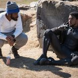 Photo Chadwick Boseman, Ryan Coogler