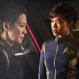 Photo Michelle Yeoh, Sonequa Martin-Green, Star Trek : Discovery saison 1