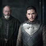 Photo Kit Harington, Liam Cunningham