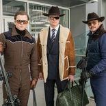 Photo Taron Egerton, Colin Firth, Pedro Pascal