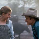 Photo Scarlett Johansson, Robert Redford