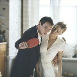 Photo Jonathan Rhys Meyers, Scarlett Johansson
