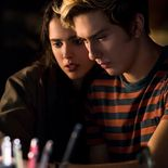 Photo Nat Wolff, Margaret Qualley