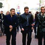 Photo Brad Pitt, Matt Damon, George Clooney