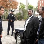 Photo Dominic West, Wendell Pierce