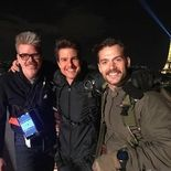 Photo Tom Cruise, Henry Cavill, Christopher McQuarrie