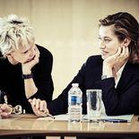 Photo Francine Bergé, Emmanuelle Devos