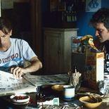 Photo Tim Roth, Quentin Tarantino