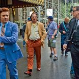 Photo Jeremy Renner, Christian Bale, David O. Russell