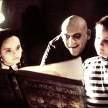 Photo Christopher Lloyd, Christina Ricci, Jimmy Workman
