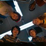 Photo Finn Wolfhard, Gaten Matarazzo, Sadie Sink, Caleb McLaughlin