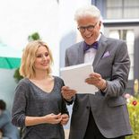 Photo Ted Danson, Kristen Bell