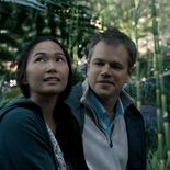 Photo Hong Chau, Matt Damon