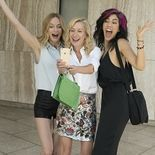 Photo Heather Graham , Stephanie Beatriz, Angela Kinsey
