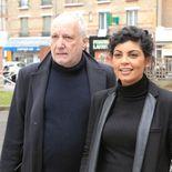 Photo Nawell Madani, François Berléand