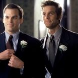 Photo Michael C. Hall, Six Feet Under