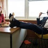 Photo Domhnall Gleeson, Will Forte