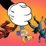 Photo Deadpool, Avatar