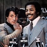 Photo Sylvester Stallone, Carl Weathers
