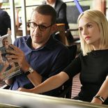 Photo Laurence Arné, Dany Boon