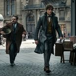 Photo Dan Fogler, Eddie Redmayne