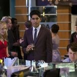 Photo Alison Pill, Dev Patel