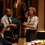 Photo Richard Schiff, Allison Janney