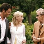 Photo Woody Allen, Scarlett Johansson