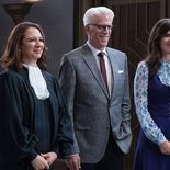 Photo Maya Rudolph, Ted Danson, D'Arcy Carden
