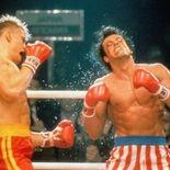 Photo Sylvester Stallone, Rocky IV
