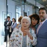 Photo Line Renaud, Valérie Bonneton, Guy Lecluyse