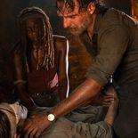 Photo , The Walking Dead saison 8, Andrew Lincoln, Danai Gurira