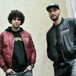 Photo Adil El Arbi et Bilall Fallah